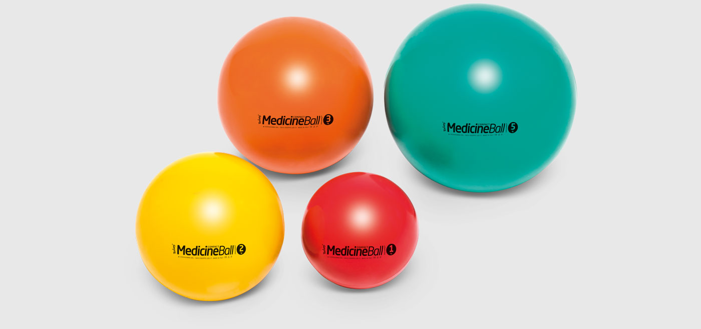 Compact MedicineBall